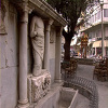 The impressive Bembo fountain in Cornarou Square, 2004 (Vassilis Kozonakis)