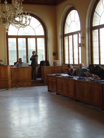 Municipality of Heraklion - Capture project - Study visit