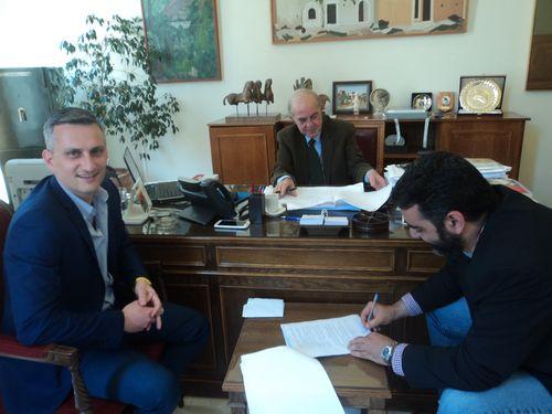 Αναβάθμιση αξιόλογου οικιστικού και μνημειακού αποθέματος του Δήμου Ηρακλείου