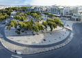 The Eleftherias Square