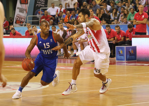Crete 1st International Basketball Tournament