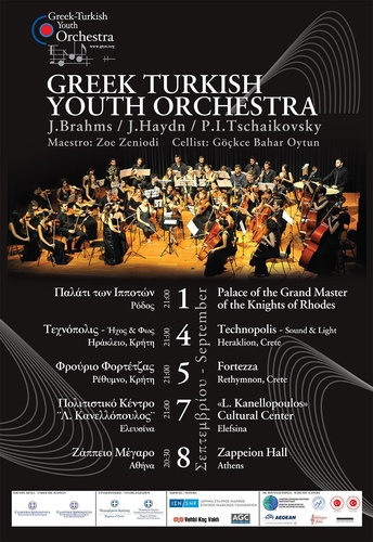 Greek-Turkish Youth Orchestral CTYO