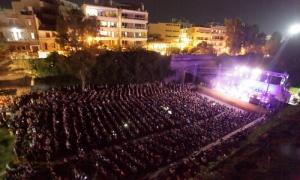 Φεστιβάλ Δήμου Ηρακλείου «Κρήτη, μια ιστορία, πέντε συν ένας πολιτισμοί»:  Χιλιάδες θεατές γιόρτασαν και φέτος την Τέχνη και τον ΠολιτισμόΜε την «Εξορία» του Κυριάκου Καλαϊτζίδη, ολοκληρώθηκε το βράδυ της Δευτέρας 17 Σεπτεμβρίου, στο γεμάτο Κηποθέατρο «Μάνος Χατζιδάκις», το φετινό Φεστιβάλ του Δήμου Ηρακλείου «Κρήτη, μια ιστορία, πέντε συν ένας πολιτισμοί».