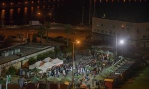 Χιλιάδες επισκέπτες στο πρώτο Φεστιβάλ  «Ηράκλειο, Ημέρες Γαστρονομίας 2018»Ολοκληρώθηκε την Κυριακή 14 Οκτωβρίου το πρώτο Φεστιβάλ «Ηράκλειο, Ημέρες Γαστρονομίας 2018» που ήταν αφιερωμένο στο λάδι, το κρασί και το παξιμάδι. Ήταν μία πρωτοβουλία του Δήμου Ηρακλείου, της Περιφέρειας Κρήτης (Περιφερειακή Ενότητα Ηρακλείου) και του Οργανισμού Λιμένος Ηρακλείου που πραγματοποιήθηκε με μεγάλη επιτυχία στην περιοχή του Κεντρικού Λιμεναρχείου (χώρος στάθμευσης ΜΑΡΙΝΑ), μπροστά από το φρούριο του Κούλε.
