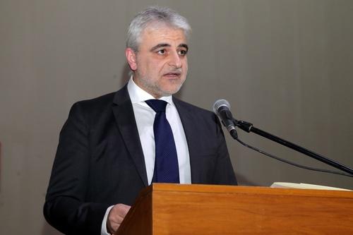 Ο πρόεδρος του ΙΤΕ Νεκτάριος Ταβερναράκης