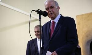 """Εγκαινιάστηκε η Έκθεση της Συλλογής Σωτήρη Φέλιου στη Βασιλική του Αγίου Μάρκου, μια από τις σημαντικότερες εικαστικές εκθέσεις στην ΕλλάδαΜε μεγάλη επιτυχία, παρουσία πλήθους κόσμου, πραγματοποιήθηκαν το βράδυ του Σαββάτου 23 Μαρτίου τα εγκαίνια της έκθεσης «Η ματιά του Συλλέκτη - Συλλογή Σωτήρη Φέλιου». Η έκθεση, την οποία διοργανώνει ο Δήμος Ηρακλείου σε συνεργασία με το ίδρυμα """"Η άλλη Αρκαδία"""" του Σωτήρη Φέλιου, θα φιλοξενείται στη Βασιλική του Αγίου Μάρκου από τις 23 Μαρτίου ως τις 20 Μαΐου 2019."""