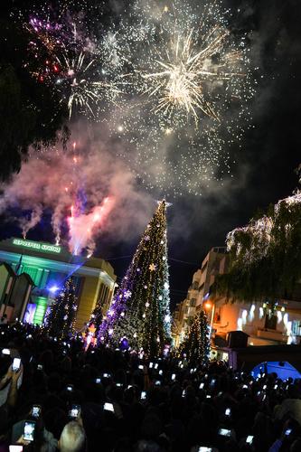 Χριστουγεννιάτικο Κάστρο