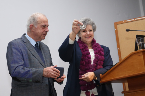 Δήμαρχος Ηρακλείου Βασίλης Λαμπρινός - Γιορτή του Εθελοντισμού