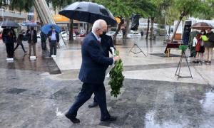 Δήλωση του Δημάρχου Ηρακλείου Βασίλη Λαμπρινού για την επέτειο της 28ης Οκτωβρίου 1940Συμπληρώνονται ογδόντα χρόνια από την 28η Οκτωβρίου 1940. Το «Όχι» των Ελλήνων απέναντι στο ιταλικό φασιστικό καθεστώς, η αυτοθυσία και η αποφασιστικότητα που επέδειξαν στα πεδία των μαχών, αποτελούν διαρκές ορόσημο της Ιστορίας μας. Ορόσημο που αποτυπώνει την πίστη του λαού μας στα ιδανικά της ελευθερίας, της φιλοπατρίας, της αξιοπρέπειας, και της εθνικής ανεξαρτησίας.