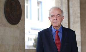 Δήλωση του Δημάρχου Ηρακλείου Βασίλη Λαμπρινού για την 21η Απριλίου 1967Το πραξικόπημα της 21ης Απριλίου 1967, ήταν το ξεκίνημα μιας σκοτεινής περιόδου για την Ελλάδα. Επτά χρόνια βίας, ανελευθερίας, καταπάτησης του Συντάγματος, νόθευσης των δημοκρατικών θεσμών, αμείλικτων πολιτικών διώξεων, καπηλείας όλων των αξιών της εθνικής και κοινωνικής ζωής.