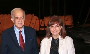 Ο Δήμαρχος Ηρακλείου Βασίλης Λαμπρινός για την επίσκεψη της Προέδρου της Δημοκρατίας στο ΗράκλειοΜε αφορμή την επίσκεψη της Προέδρου της Δημοκρατίας στο Ηράκλειο, ο Δήμαρχος Βασίλης Λαμπρινός δήλωσε: